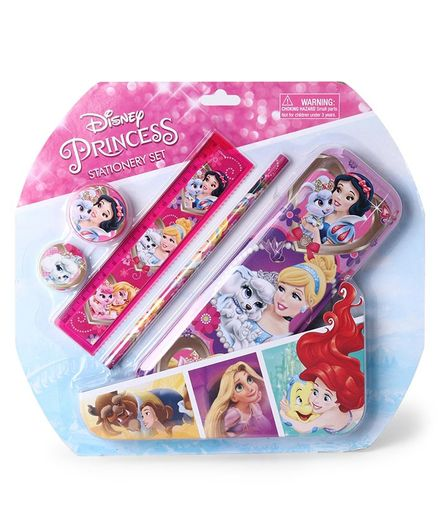 Disney Minnie Mouse Stationery Set Over 30 Pieces for Girls