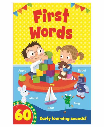 Igloo Books First Words - English