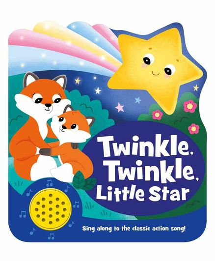 Igloo Books Twinkle, Twinkle, Little Star Songs - English