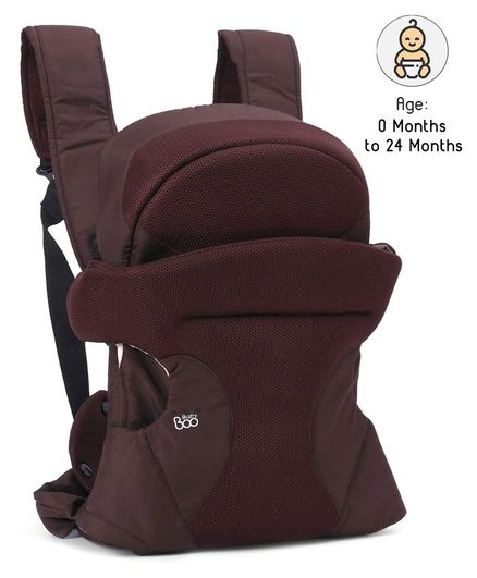 Baby Carrier With 3 Way - Brown