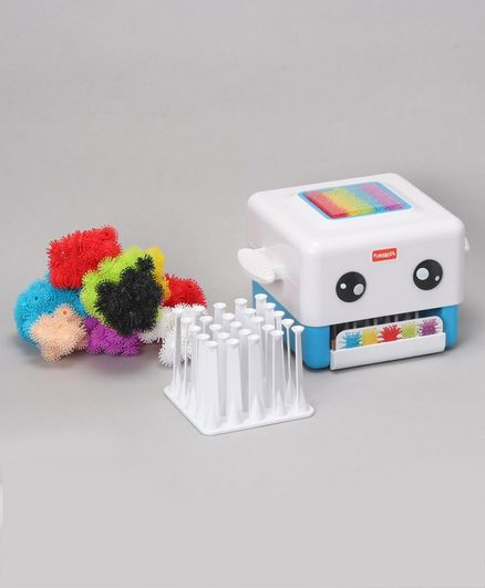 Bunchems Squish Balls with Bunchbot - Multicolor