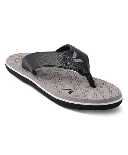 Kittens Shoes Printed Flip Flops - Grey