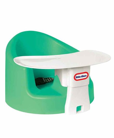 Little Tikes Foam Floor Booster Chair - Green