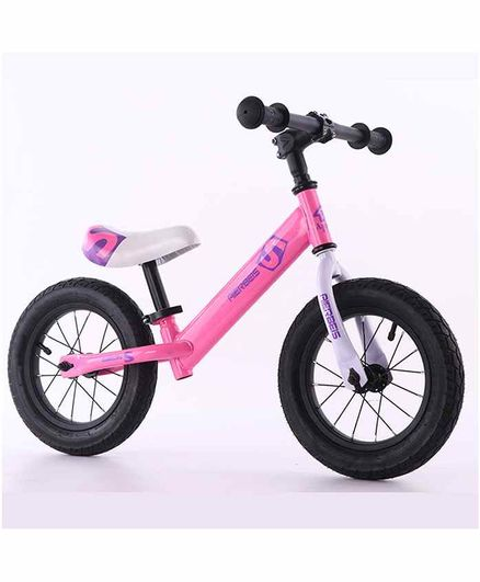 Syga Balance  Bike Pink - 11.8 inches