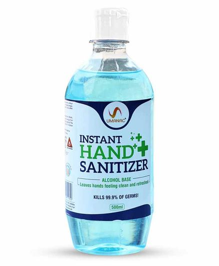Umanac Alcohol Based Hand Sanitizer - 500 ml