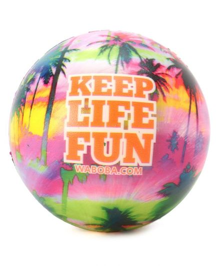 WabobaTropical Kahuna Ball(Color & Print May Vary)