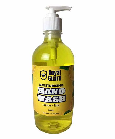 Royal Guard Moisturising  Hand Wash  - 500ml