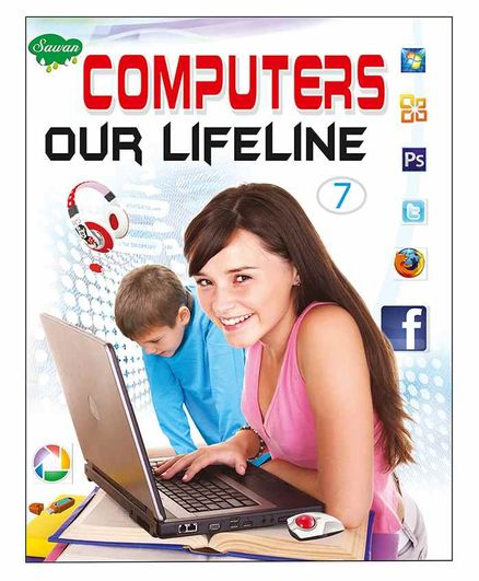 Sawan Computers Our Lifeline 7 Book - English