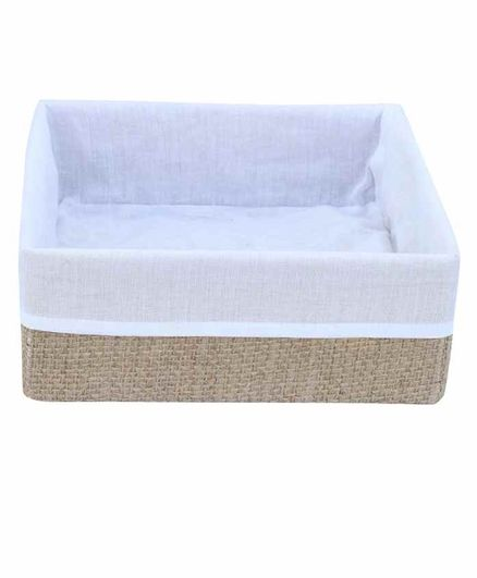My Gift Booth Solid Basket - Blue