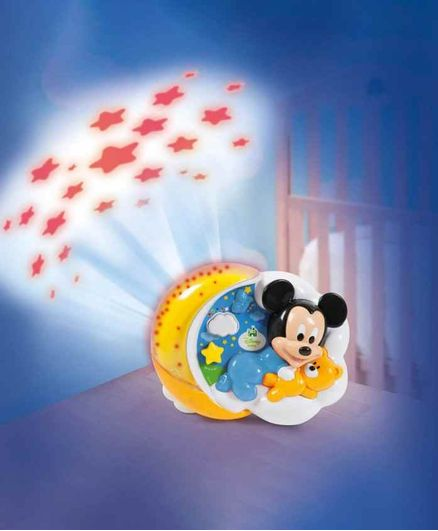 Disney Mickey Mouse Musical Projector - Multicolor