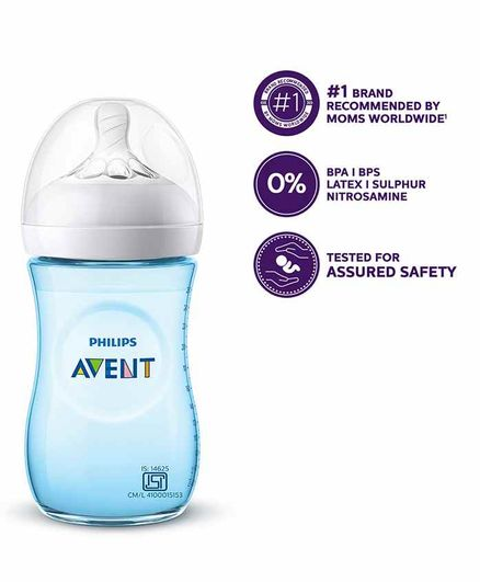 Philips Avent Feeding Bottle Blue - 260 ml