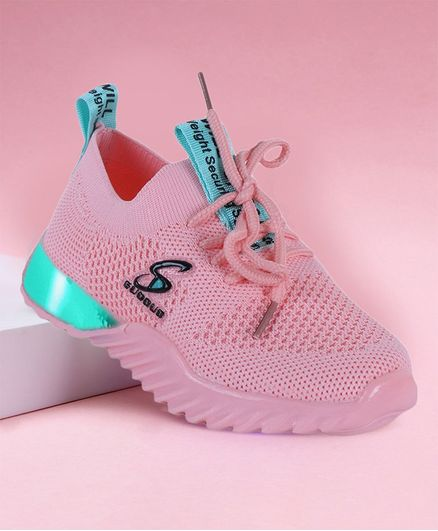Buy PASSION PETALS LED Shoes - Pink for