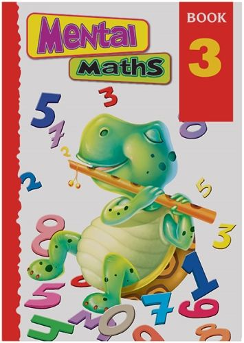 Macaw Mental Math Book 3 English