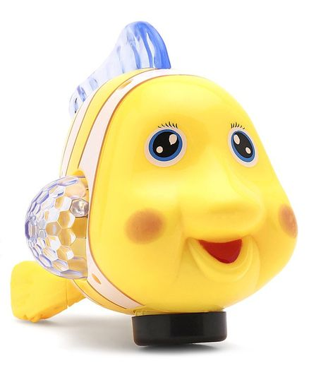 Battery Operated Clownfish - Multicolor