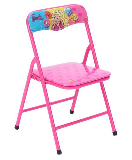 Barbie Folding Soft Chair - Pink