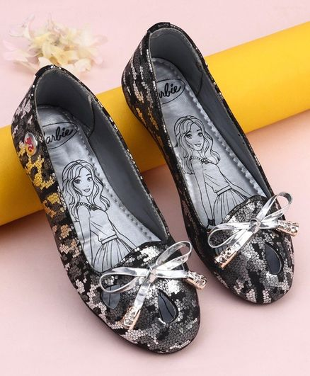 Barbie Casual Shoes - Black