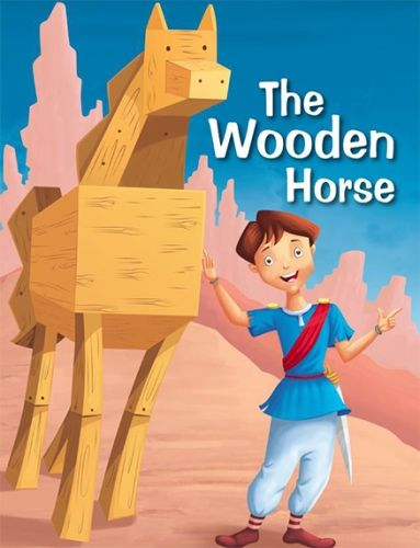 Pegasus Story Book The Wooden Horse - English