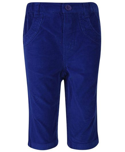 Little Kangaroos Corduroy Trouser - Solid Color