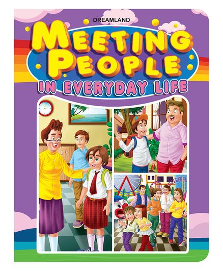 Dreamland Books Being Meeting People In Everyday Life - English
