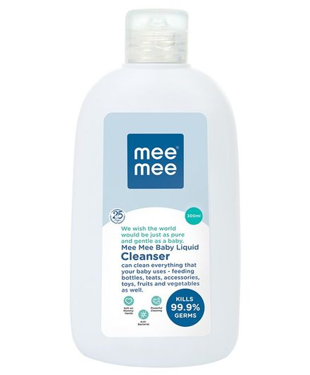 1b900e9cda07b Mee Mee Baby Accessories And Vegetable Liquid Cleanser 300 ml ...