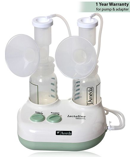 92eaad2ed1216 Ameda Purely Yours Lactaline Personal Breast Pump Online in India ...