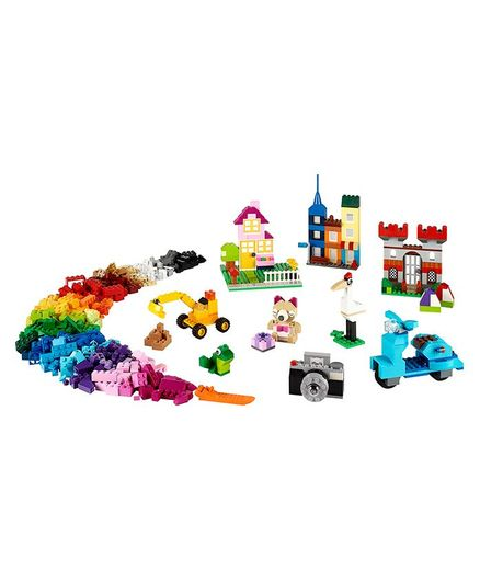 02272645e882 Lego Classic Large Creative Brick Box790 Pieces10698 Online India ...