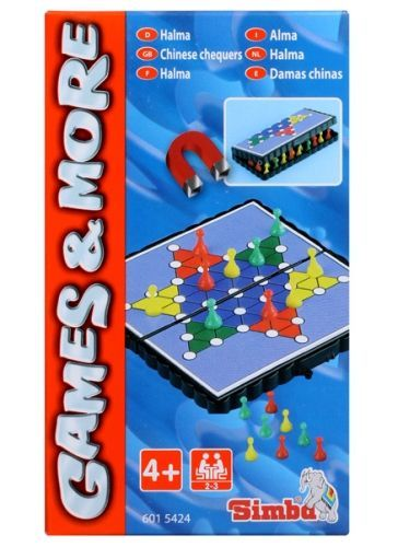 Simba Games & More Chinese Chequers Online India, Buy Board Games for (4-10  Years) at FirstCry com - 59545
