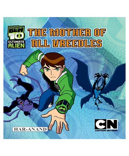 Ben 10 The Mother Of All Vreedles - English