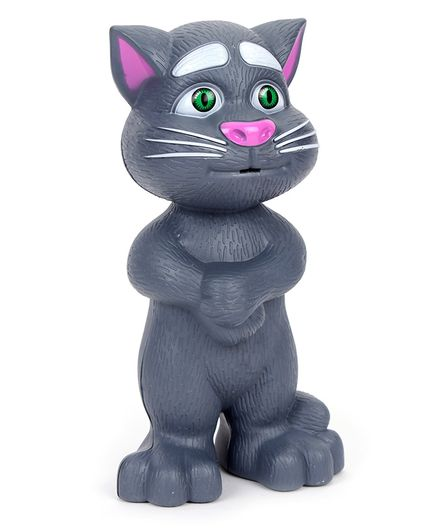 514a8270277d3 Dr. Toy Talking Tom Dark Grey Online India, Buy Figures & Playsets ...
