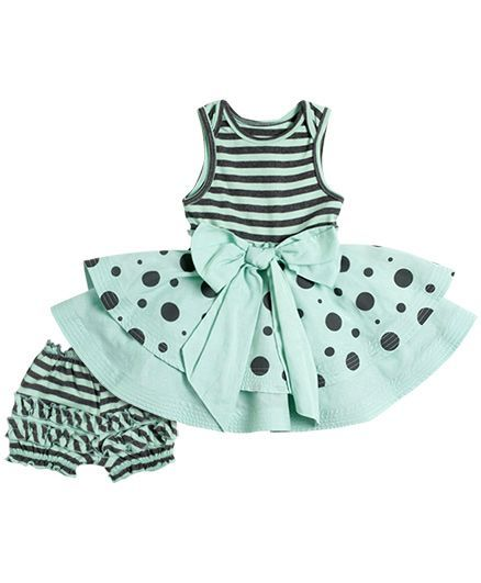 524425231139b Buy Baby Peony Dress Set Aqua for Girls (18-24 Months) Online in India,  Shop at FirstCry.com - 618569