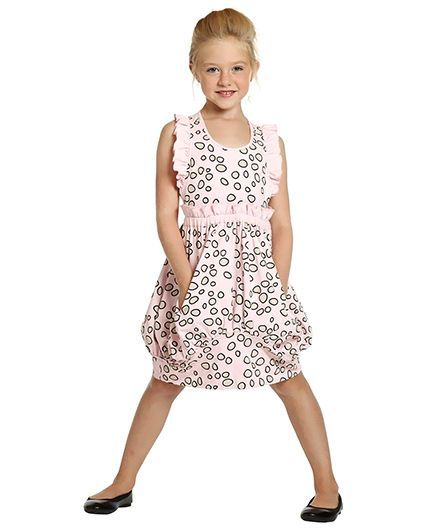 Makenna Dress - Pink