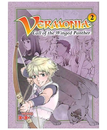 Vermonia 2 Call Of The Winged Panther - English