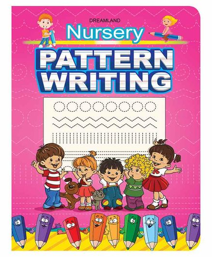 Nursery Pattern Writing - English