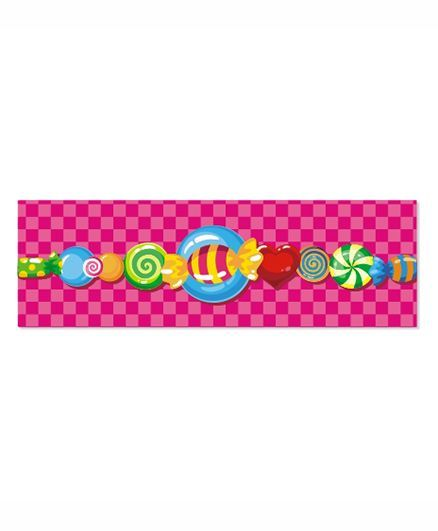 Prettyurparty Candy Shoppe Wrist Bands - Pink