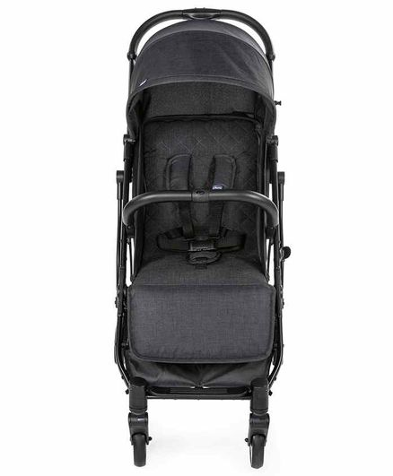Chicco Trolleyme Stroller Stone - Black