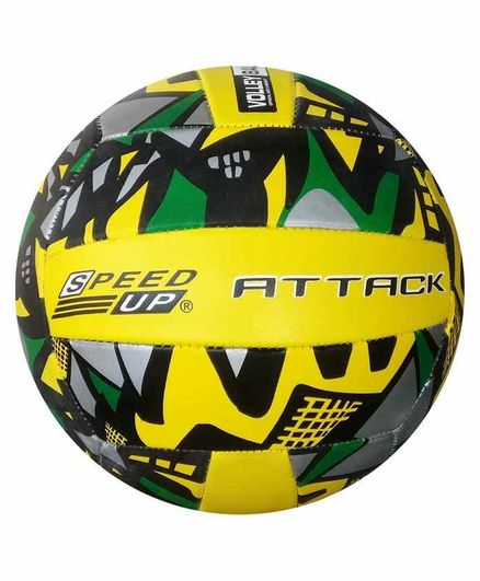 Speedup Attack Volleyball - Multicolor