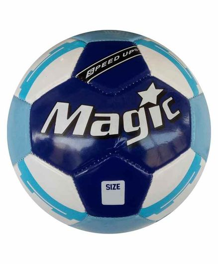 Speed Up Magic Football Size 3 - Blue