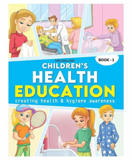 Dreamland Publications Children's Health Education Book 1 - English