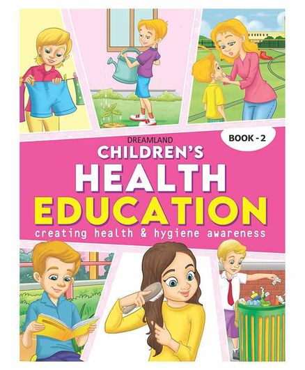 Dreamland Publications Children's Health Education Book 2 - English