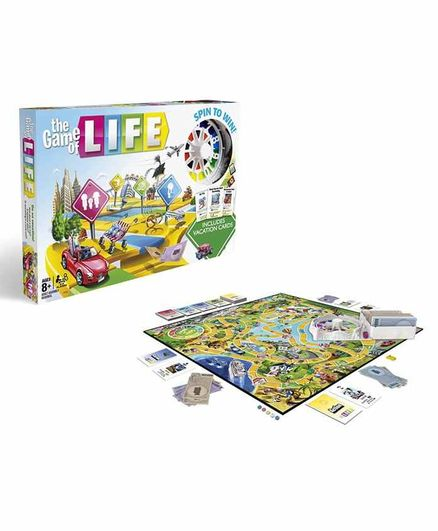 RLS Solutions The Game of Life Board Game - Multicolor
