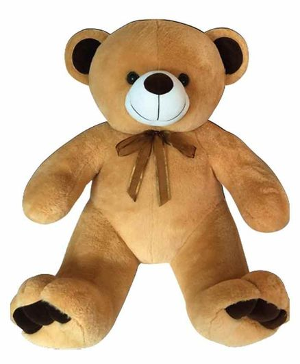Sterling Teddy Bear Soft Toy Brown - Height 90 cm