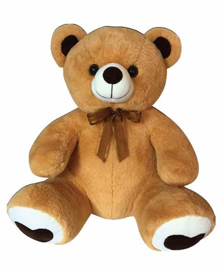 Sterling Teddy Bear Soft Toy Brown - Height 70 cm