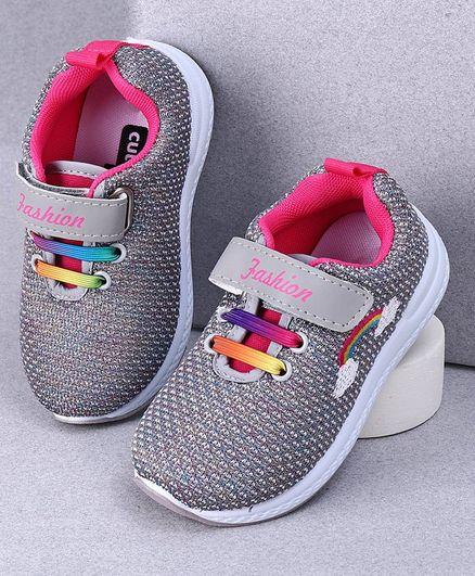 Buy Cute Walk by Babyhug Sports Shoes