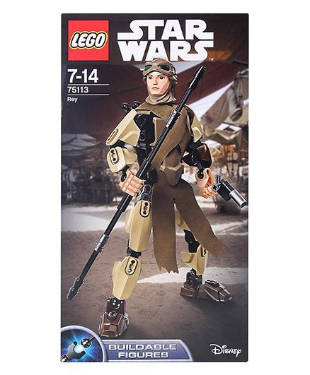 Lego Star Wars Rey Construction Set Online India Buy Building