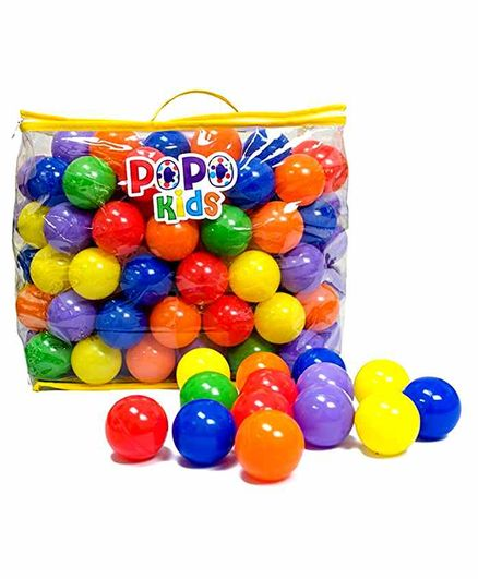 Playhood Colorful Balls Set Multicolor - 100 Pieces