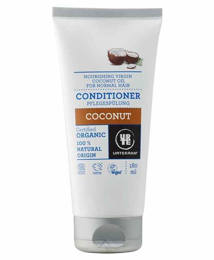 Urtekram Organic Coconut Conditioner - 180 ml