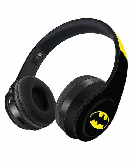 Macmerise Batman Originals Decibel Wireless Headphones - Black