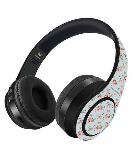Macmerise Payal Singhal Cherry Blossom Wireless On Ear Headphones - Multicolor