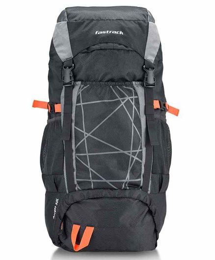 Fastrack Ascent Rucksack  Bag - Black