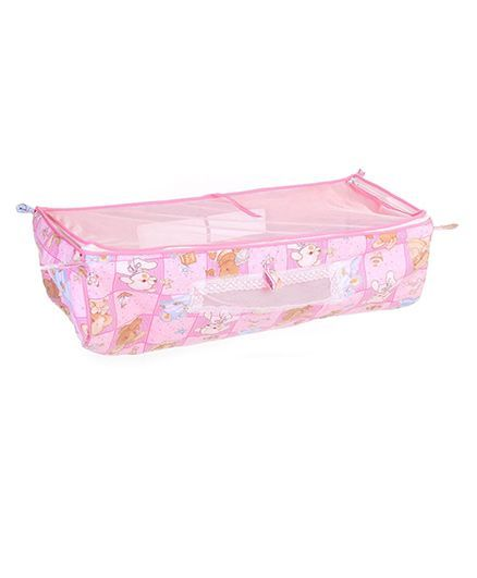 41ac5b0403 Mothertouch Indo Baby Cradle Cover Pink (Print May Vary) Online in ...